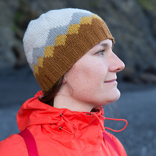 Tin Can Knits Mountain Mist Hat PDF -  ()