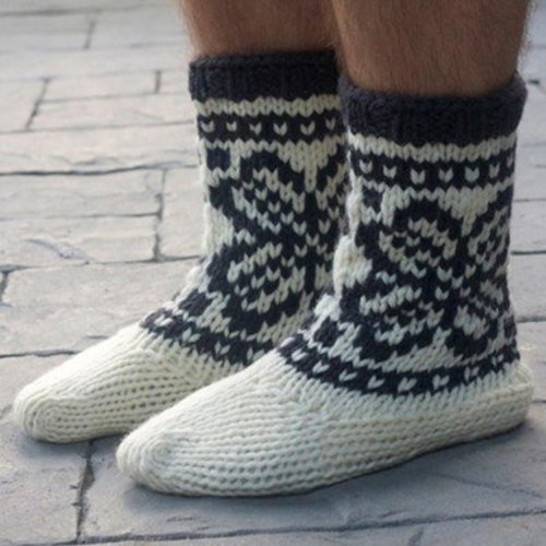Tin Can Knits Mukluks Pdf At Webs Yarn