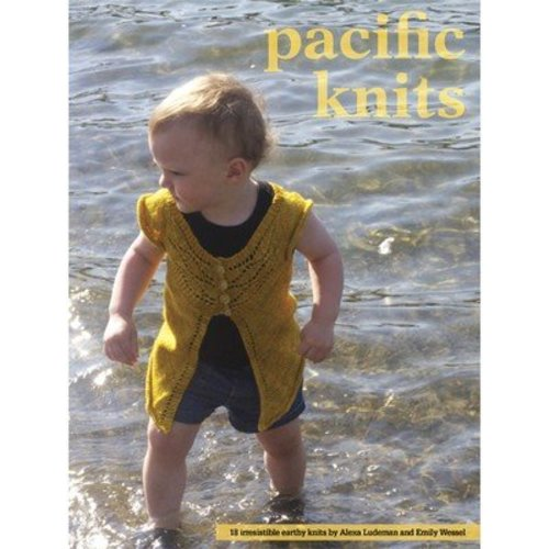 Tin Can Knits Pacific Knits eBook -  ()