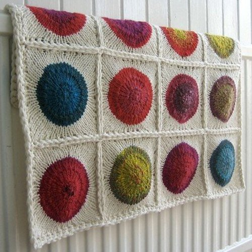 Tin Can Knits Pop Blanket PDF -  ()