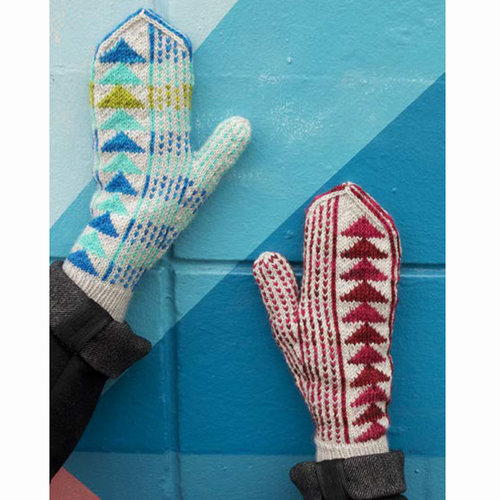 Tin Can Knits Triptych PDF -  ()