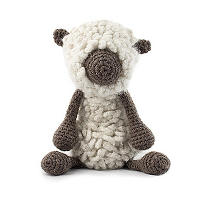 Toft Edward's Menagerie Animal Crochet Kit at WEBS | Yarn com