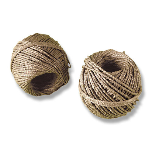 TOIKA Tie Up Cord - Linen - Sizes 4 & 6 - Linen 4 (LIN4)