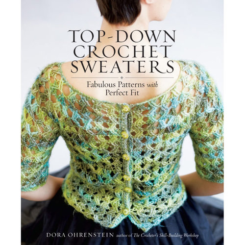 Top-Down Crochet Sweaters -  ()