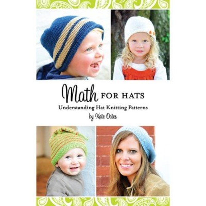 Tot Toppers Math For Hats Pdf At Webs Yarn