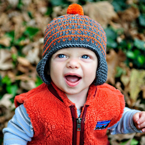 Tot Toppers Simply Fair Isle Cap PDF -  ()