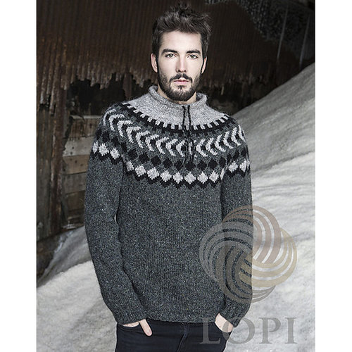 Traditional Icelandic Lopepaysa Sweater with Beth Brown-Reinsel* -  ()