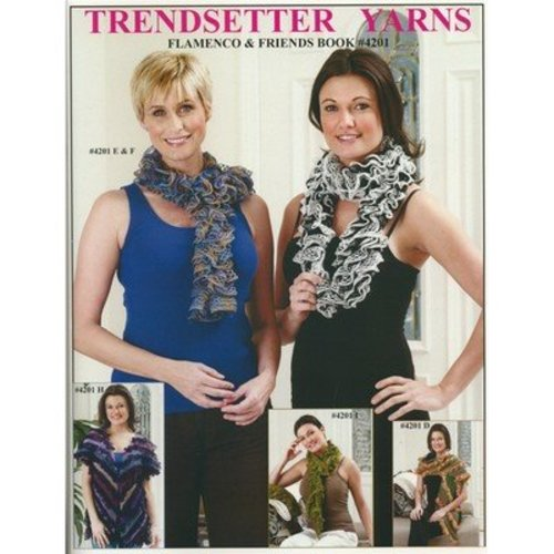 Trendsetter Yarns 4201 Flamenco & Friends -  ()