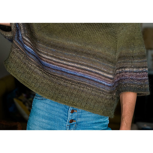 Trendsetter Yarns 5900X Evolution Cape Style Pullover & Cowl PDF -  ()