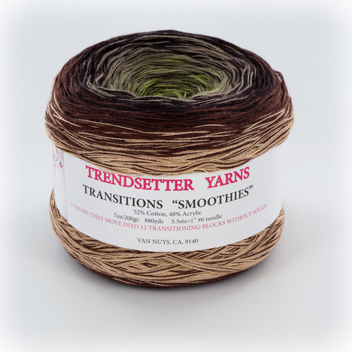 Trendsetter Yarns Smoothies - Sand & Stone (201)