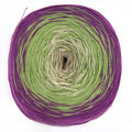 Trendsetter Yarns Transitions - Purple- Avocado- Cream (01)