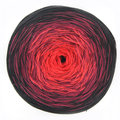 Trendsetter Yarns Transitions - Black- Burgundy- Red (22)