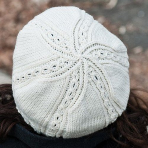 Tricotbec Winter Berries Hat PDF -  ()