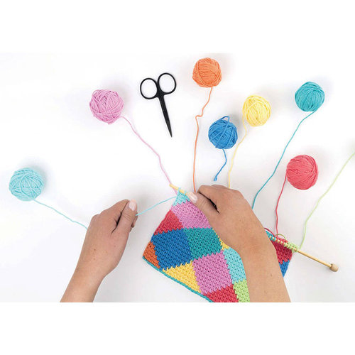 Tunisian Crochet Workshop -  ()