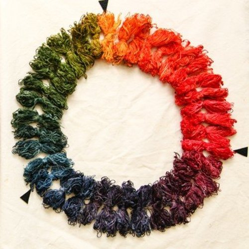 Two Days of Dyeing with the Kangaroo Dyer* -  ()