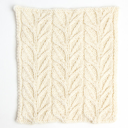 Two of Sticks Adventurous Cabled Blanket eBook -  ()