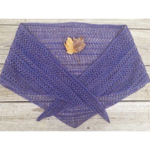 Two of Sticks Kiyo Kiyo Shawl PDF -  ()
