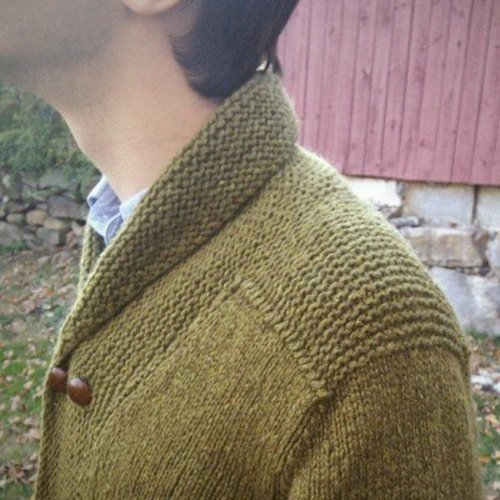 Two of Sticks Kyle's Cardigan PDF -  ()