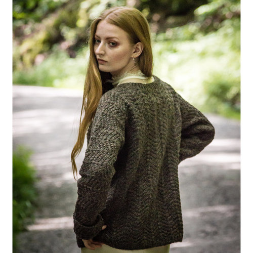 Two of Sticks Sassafras Pullover PDF -  ()