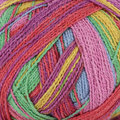 Universal Yarn Bamboo Pop Sock - Sunset (508)