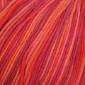 Universal Yarn Bamboo Pop - Fire Mix (219)