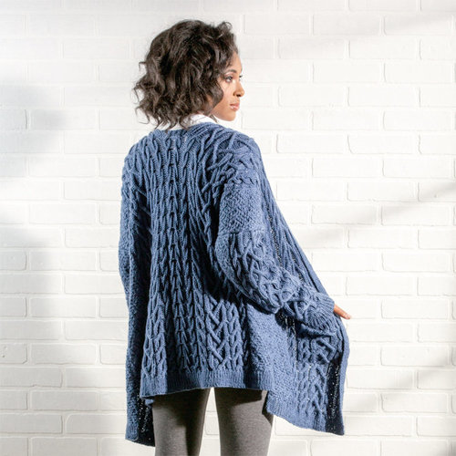 Universal Yarn Brook Cardigan PDF -  ()
