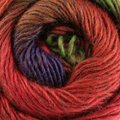 Universal Yarn Classic Shades - Rust, Green, Purple (721)