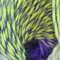 Universal Yarn Classic Shades - Neon Lime Surprise (736)