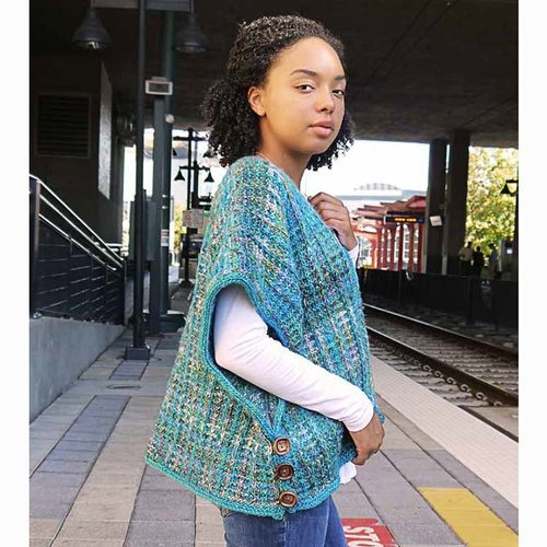 Universal Yarn Colorful Commute eBook -  ()