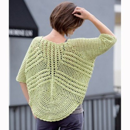 Universal Yarn Coming Around Cardigan PDF -  ()