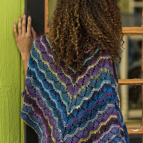 Universal Yarn Ecstatic Shawl Kit - Original (01)