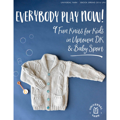 Universal Yarn Everybody Play Now! eBook -  ()
