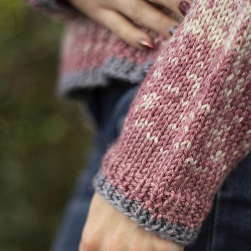 Universal Yarn Fjord Pullover (Free) -  ()