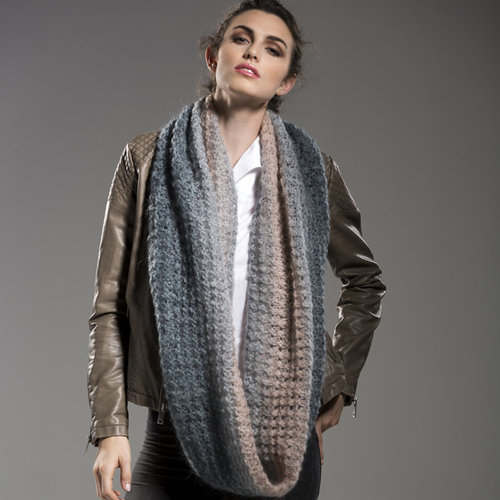 Universal Yarn Mother of Pearl Cowl (Free) PDF -  ()