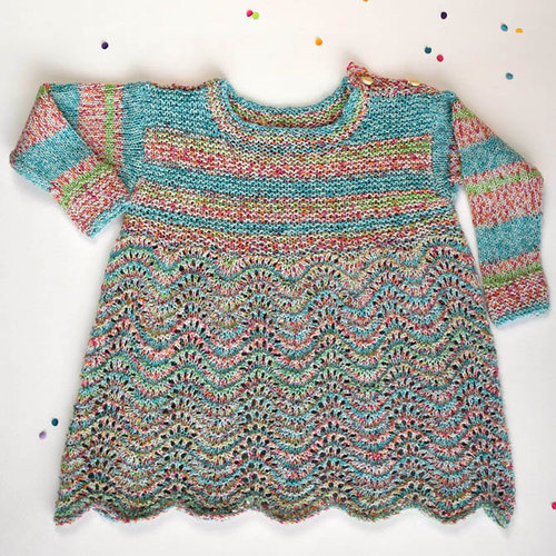 Universal Yarn Playtime Dress (Free) -  ()