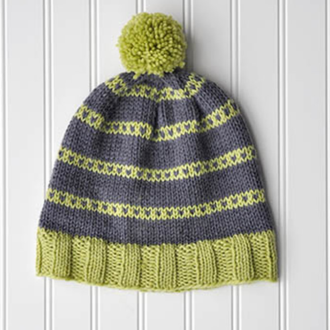 Universal Yarn Ski Ball Cap (Free) at WEBS  1131efd9ebd