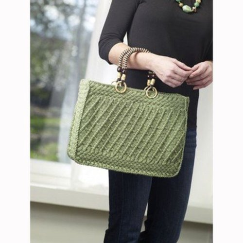 Universal Yarn Summer Breeze Tote (Free) -  ()