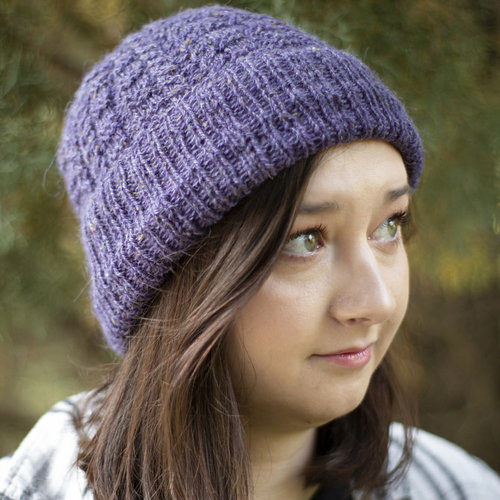 Universal Yarn Woodlawn Hat (Free) -  ()