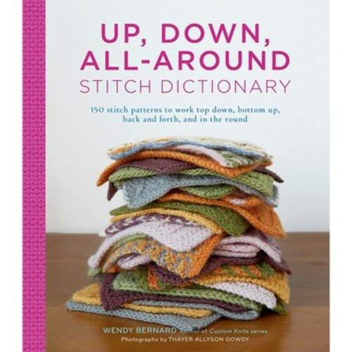 Up, Down, All-Around Stitch Dictionary -  ()