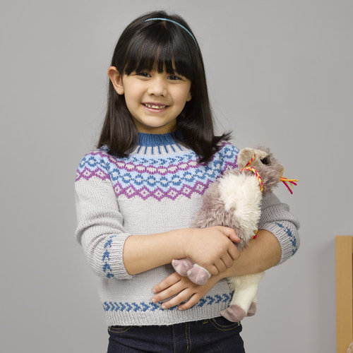 Valley Yarns 001 Jump Rope Pullover PDF - Download (001)