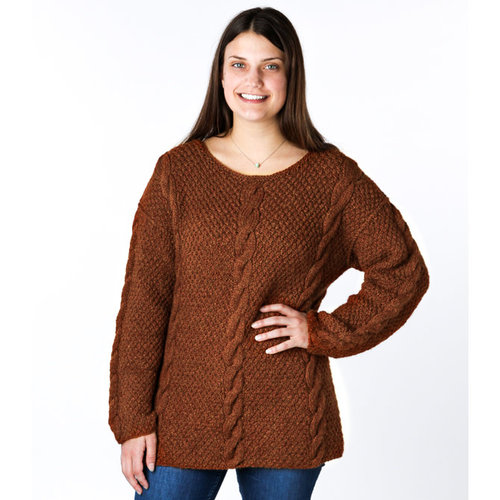 "Valley Yarns 010 No Sweat Pullover Kit - 35"" (01)"