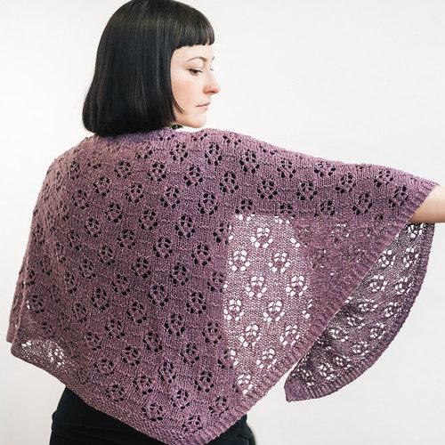 Valley Yarns 012 Wisteria Kit - Orchid (01)