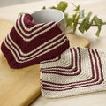 Valley Yarns 1008 Sparrow Kit - Natural/Burgundy (02)