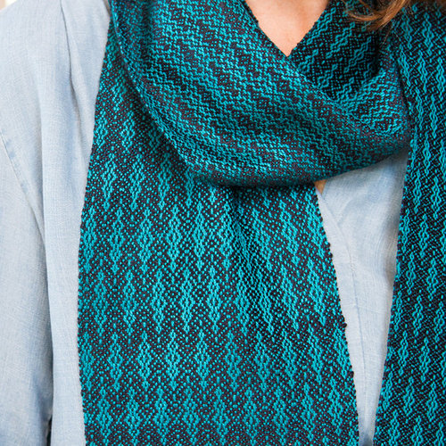Valley Yarns #106 What's Old is New Scarf PDF -  ()