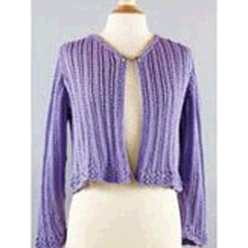 Valley Yarns 110 Flutter Cardigan -  ()