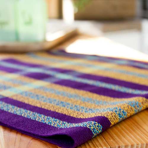 Valley Yarns #113 Regal Twill Towels PDF -  ()
