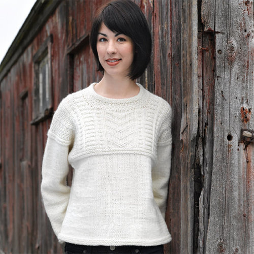 Valley Yarns 121 Five College Sweater -  ()