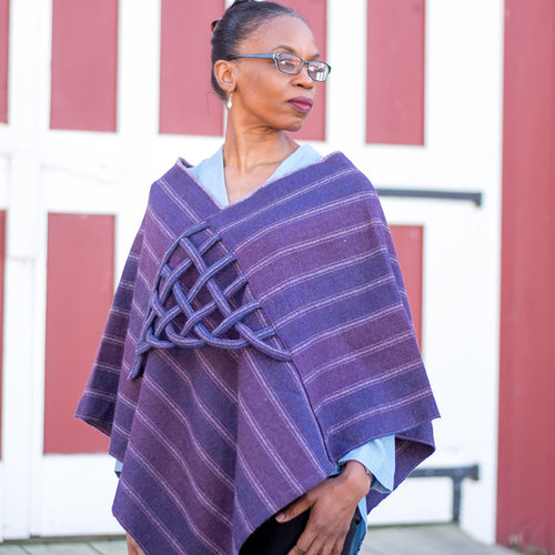 Valley Yarns #141 Playful Poncho PDF -  ()