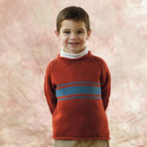 Valley Yarns 152 Jonathan's Sweater (Free) -  ()