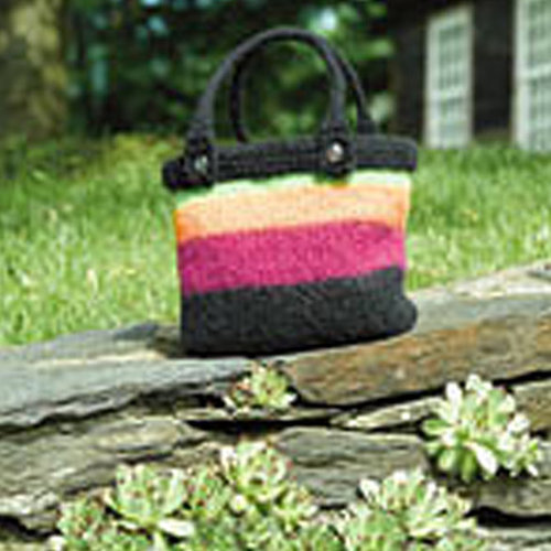 Valley Yarns 154B Vermont Felted Bag -  ()